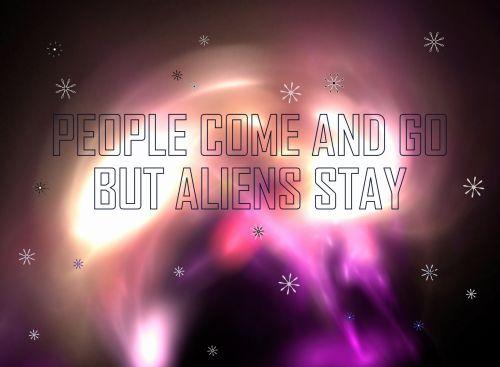 Aliens Stay