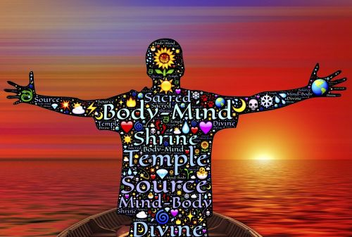 alive divine body-mind