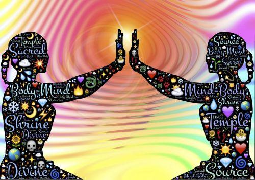alive energy divine