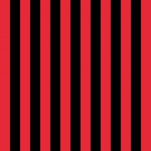 Alizarin Crimson Stripes Pattern