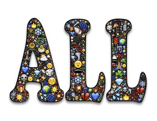 all emoji nature