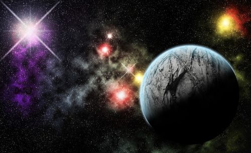 all space universe