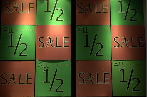 All Half-price Sale