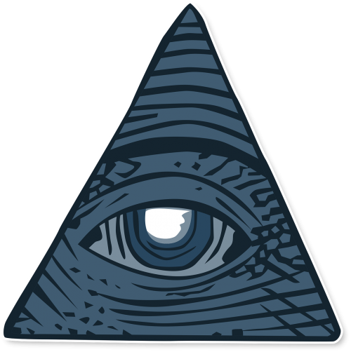 all seeing eye dollar conspiracy theory