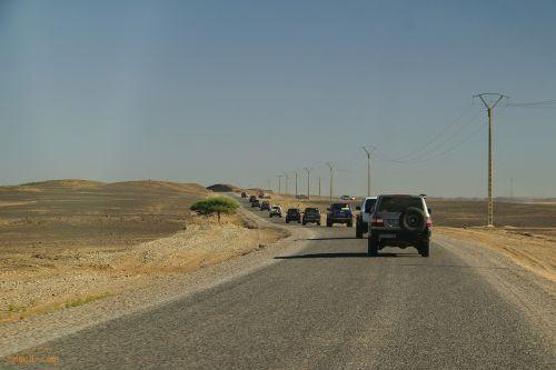 all terrain road morocco