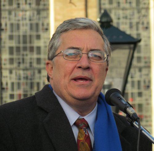allan parker justice foundation president