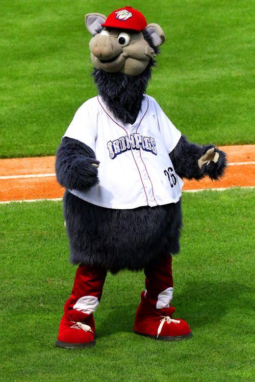 allentown mascot ferrous