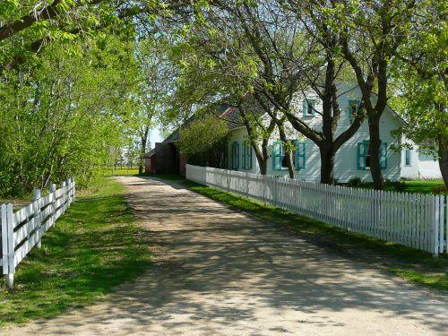 alley steinbach mennonite heritage village
