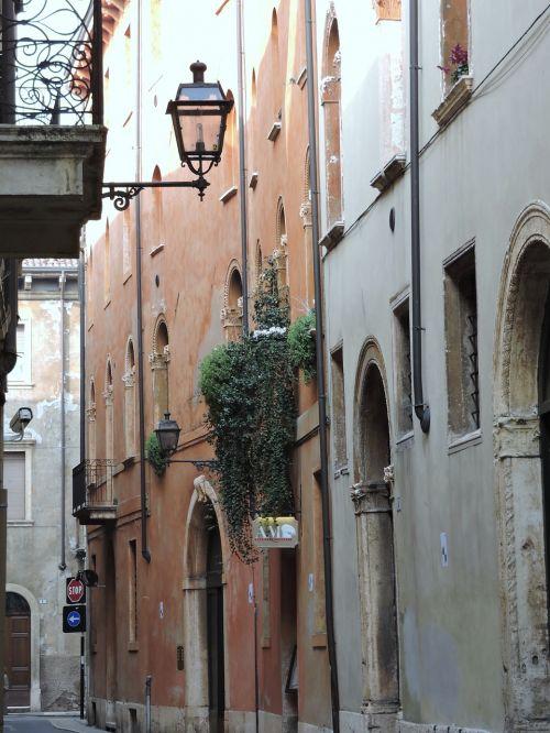 alley verona houses