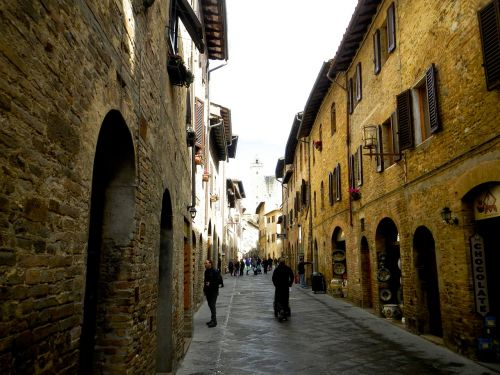 alley italy italian