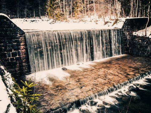 allgäu water mountain stream