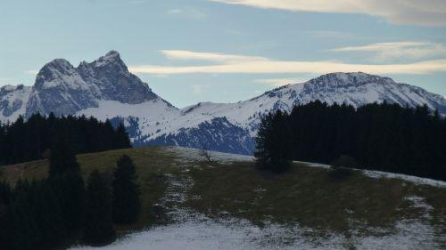 allgäu winter snow