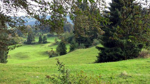allgäu landscape rettenberg
