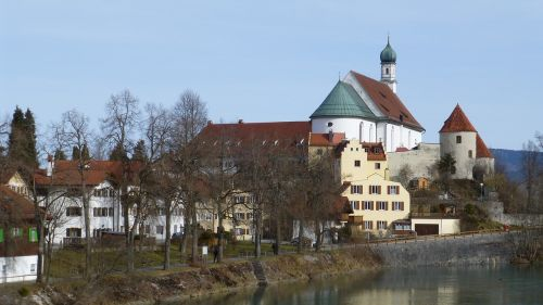 allgäu franciscan monastery lech