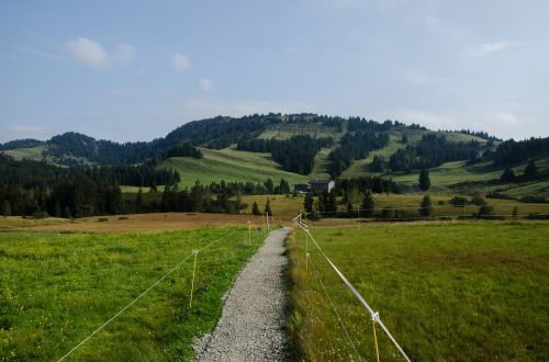 allgäu hiking mountains