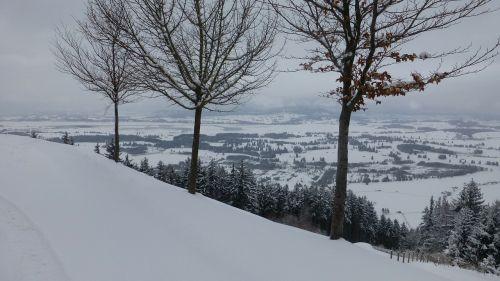 allgäu winter buchenberg