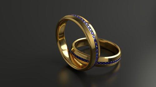 alliance  ring  wedding