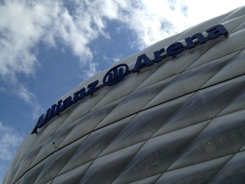 allianz arena football stadium sport