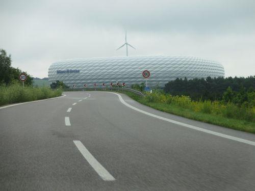 allianz arena fc bayern munich football