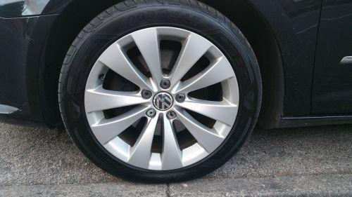 alloy rim vw wheel tyre