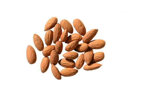almond nuts healthy eating