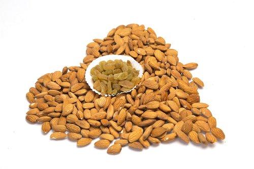 almond  bowl  dry