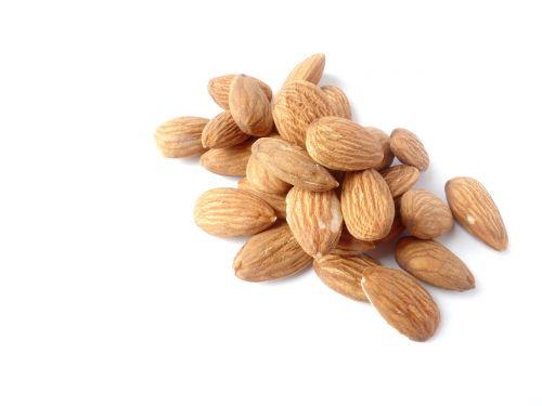 almonds nuts delicious