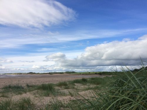 alnmouth northumberland cloud