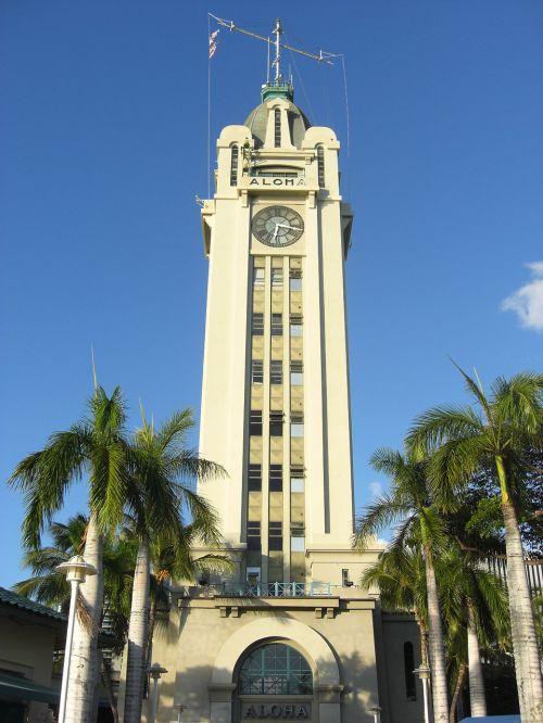 Aloha Tower, Honolulu