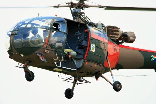 Alouette Iii Helicopter (5)