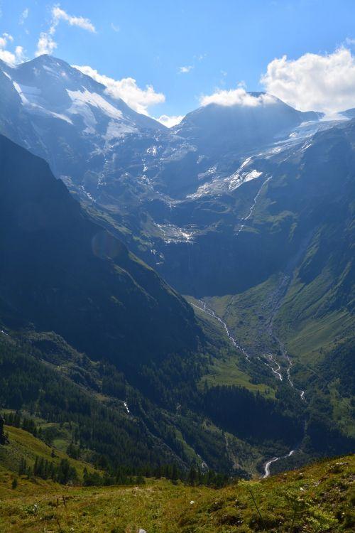 alpenblick mountain rest vision