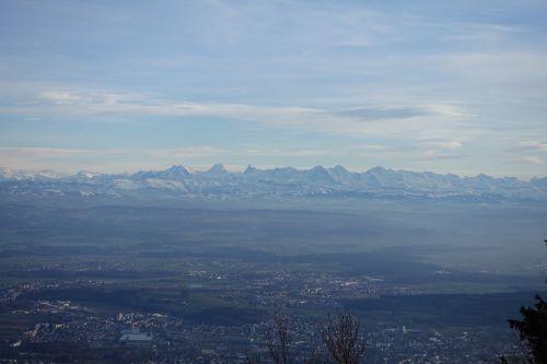 alpenblick alpine switzerland