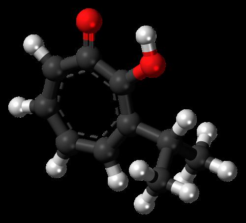 alpha thujaplicin antioxidant molecule