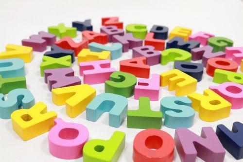 alphabet abc letter