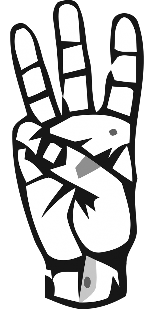 alphabet deaf deaf alphabet