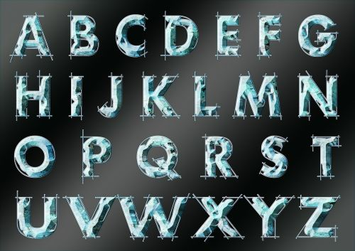 alphabet letters learn