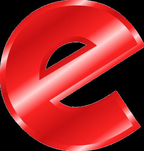 alphabet e abc