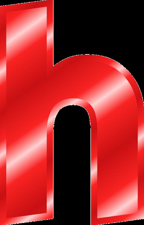 alphabet h abc