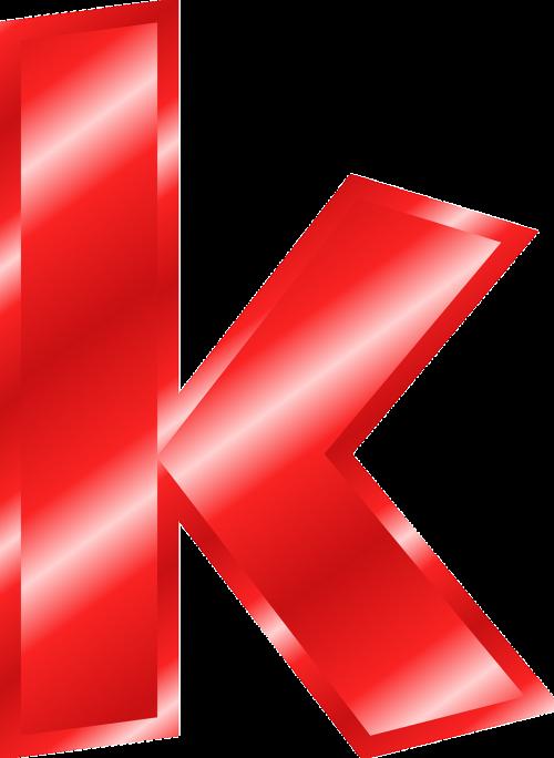 alphabet k abc