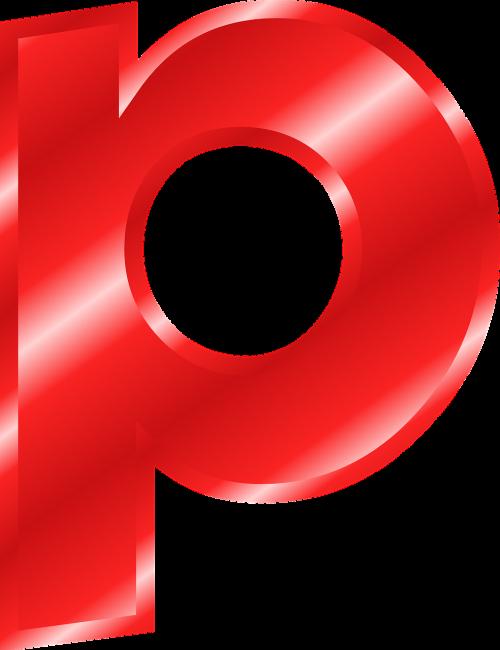 alphabet p abc