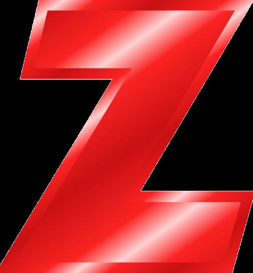 alphabet z abc
