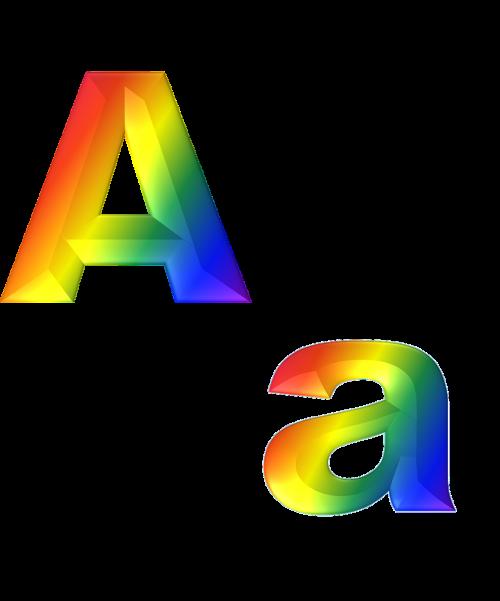 alphabet a abc