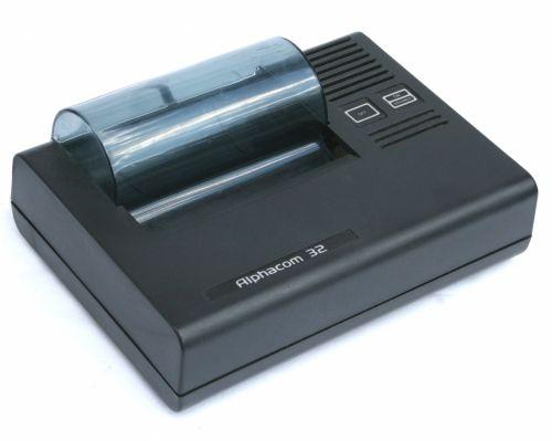 Alphacom 32 Printer