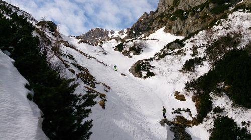 alpine alps skiing