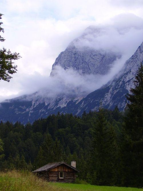 alpine alps mountains