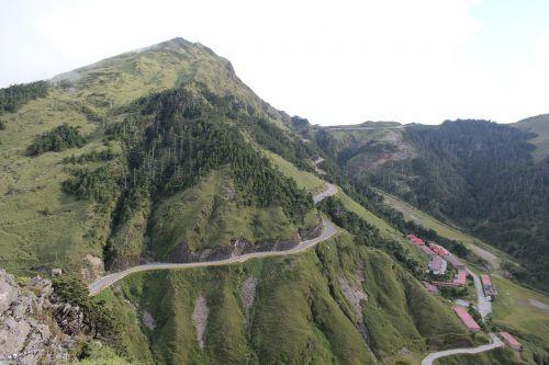 alpine mt taiwan