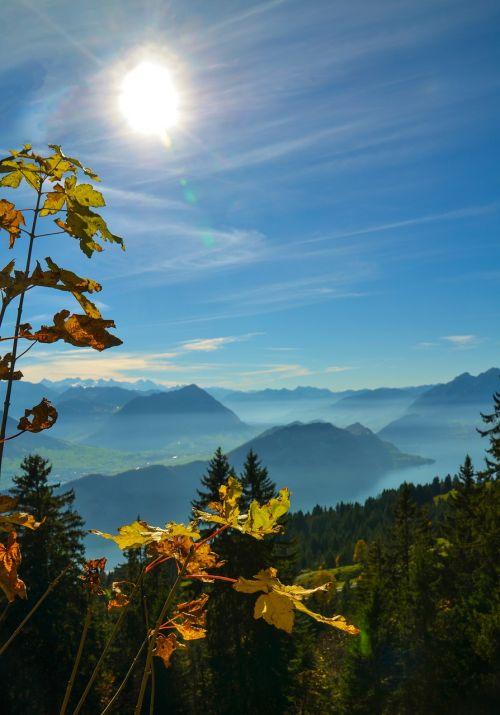 alpine rigi pilatus