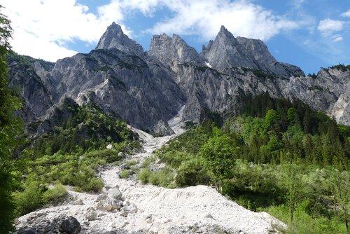 alpine  berchtesgaden  national park