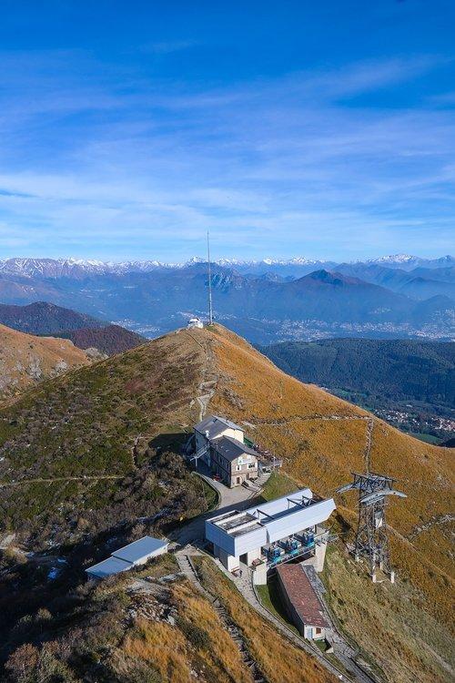 alpine  monte lema  switzerland