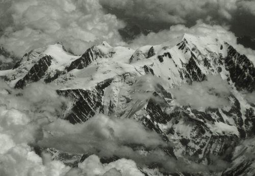 alpine mountains mountain landscape